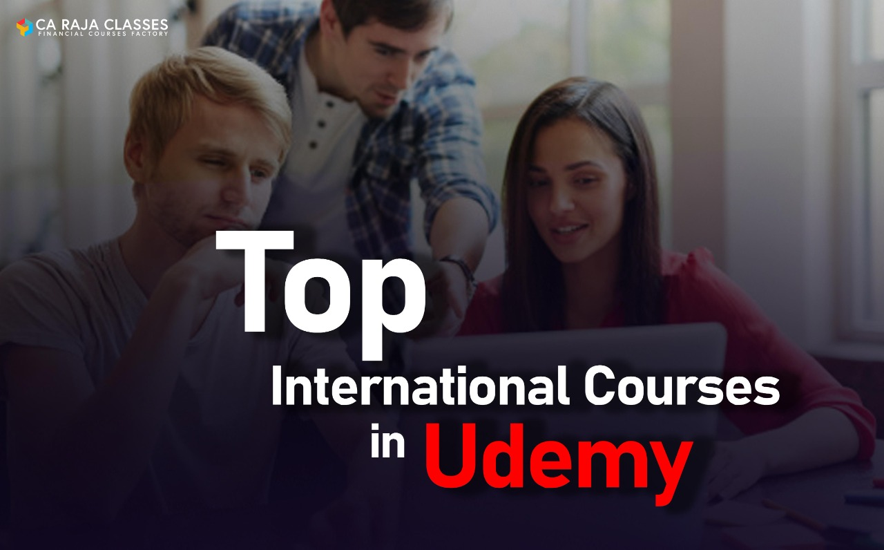 Top International Courses in Udemy cover
