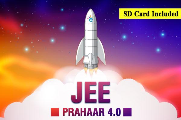 JEE T-22 Prahaar 4.0 cover