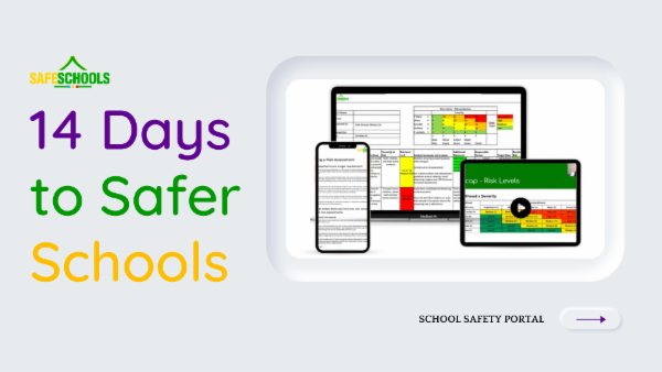 14 Days to Safer Schools cover