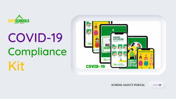 COVID-19 Compliance Kit for Schools cover