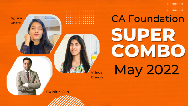 CA Foundation May 2022 Combo-Android App cover