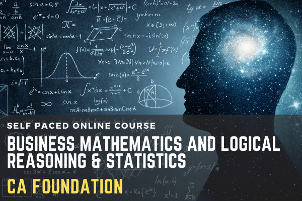 Business Mathematics and Logical Reasoning & Statistics cover