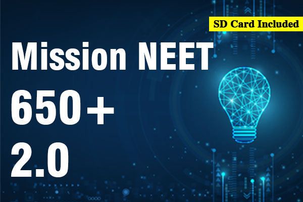 Mission NEET 650+ 2.0 Course (For Target 2021) cover