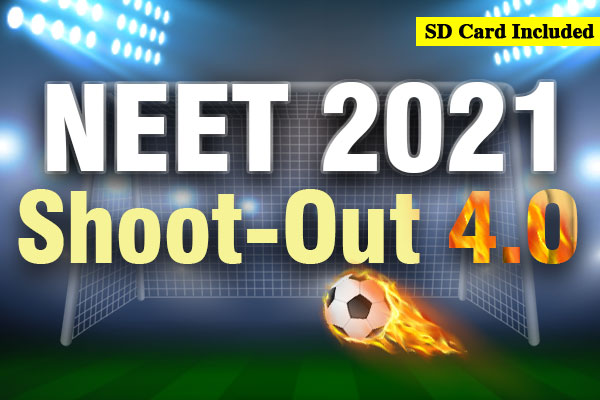 NEET 2021 Shoot-Out 4.0 cover
