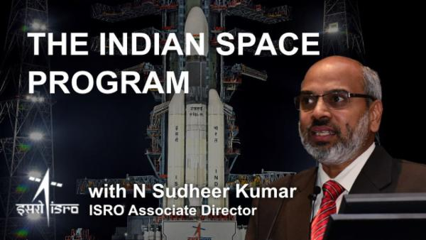 The Indian Space Program cover