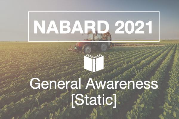 General Awareness [Static] cover