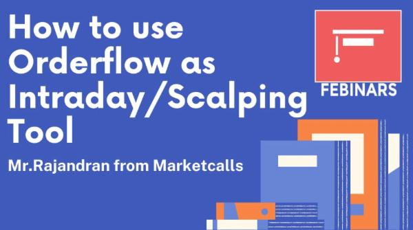 How to use Orderflow as Intraday/Scalping Tool cover