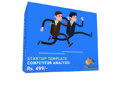 Ready-To-Use Template - Competitor Analysis cover