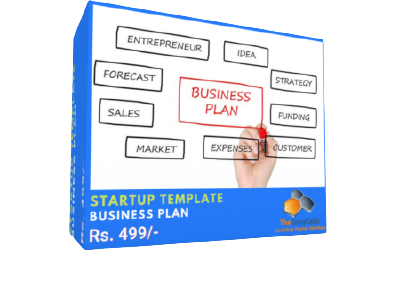Ready-To-Use Template - Business Plan cover