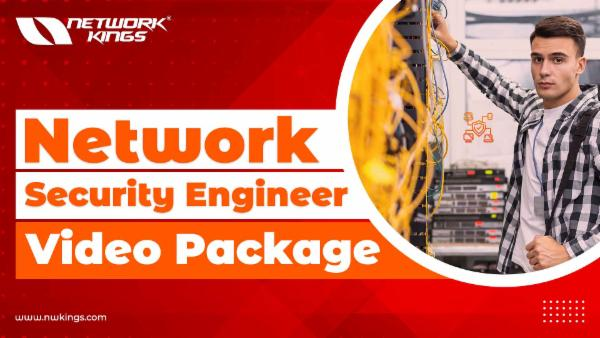 Network Security Engineer Stack cover