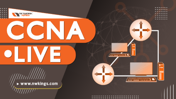 CCNA | 5th August 2021 at 8:00pm IST cover