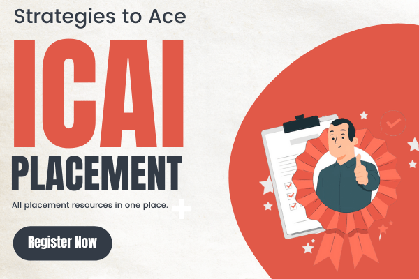 60-Day Strategy to Ace ICAI Campus Placements cover