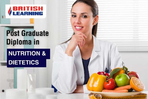 Post Graduate Diploma in Nutrition and Dietetics cover