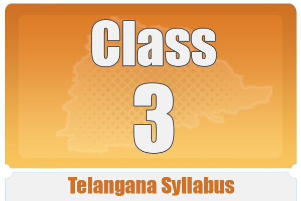 CLASS 3 TELANGANA SYLLABUS cover