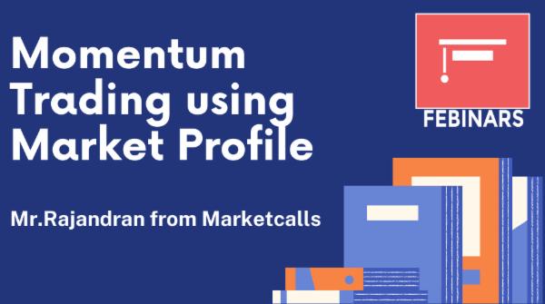 Momentum Trading using Market Profile cover