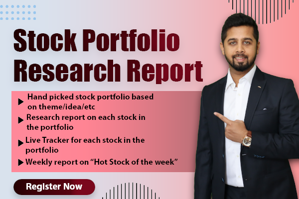 Research Report on Stock Portfolios cover