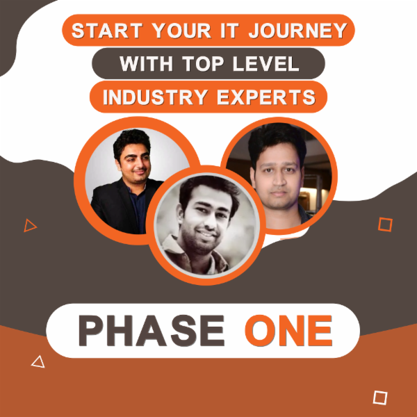 Join Live First Phase1 Class [ Register for Demo Class ] cover