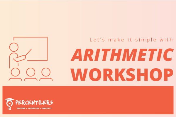 Arithmetic Workshop for CAT-2021 cover