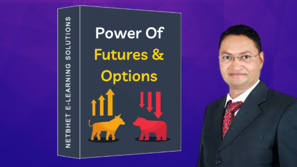 Netbhet - Power Of Futures & Options Trading - B7 cover