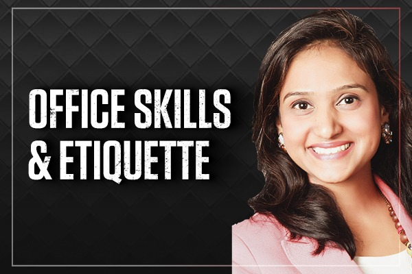 Office Skills and Etiquette cover