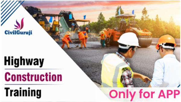 Highway Construction Training cover