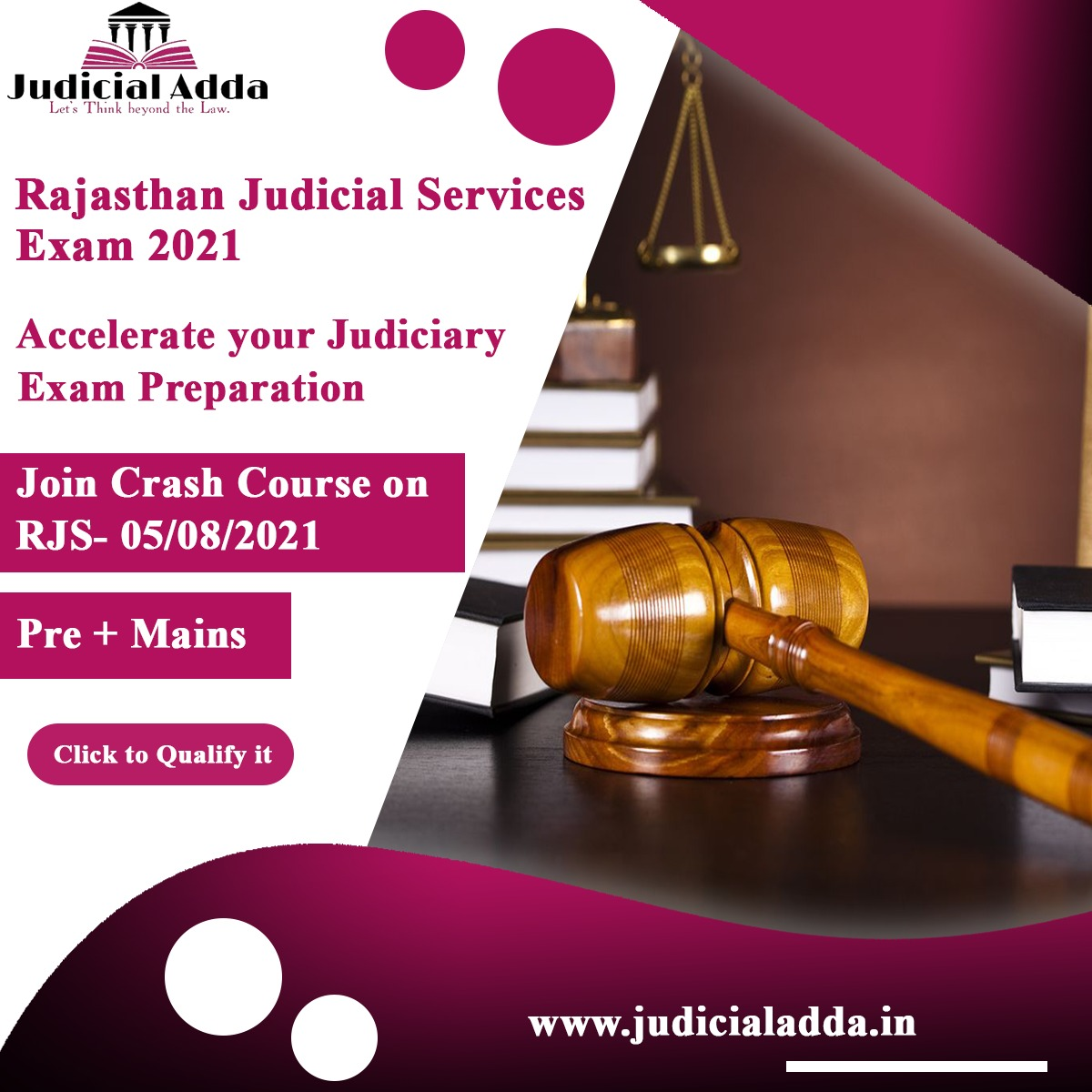 Rajasthan PCS (J) cover