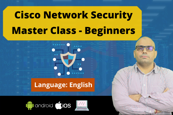 Cisco Network Security Master Class - Beginners cover