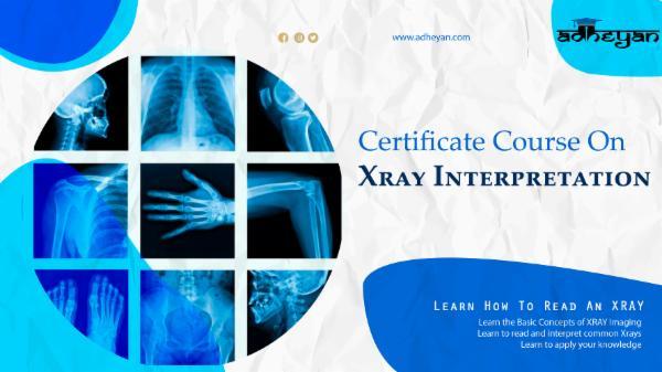 Certificate Course on XRAY Interpretation cover