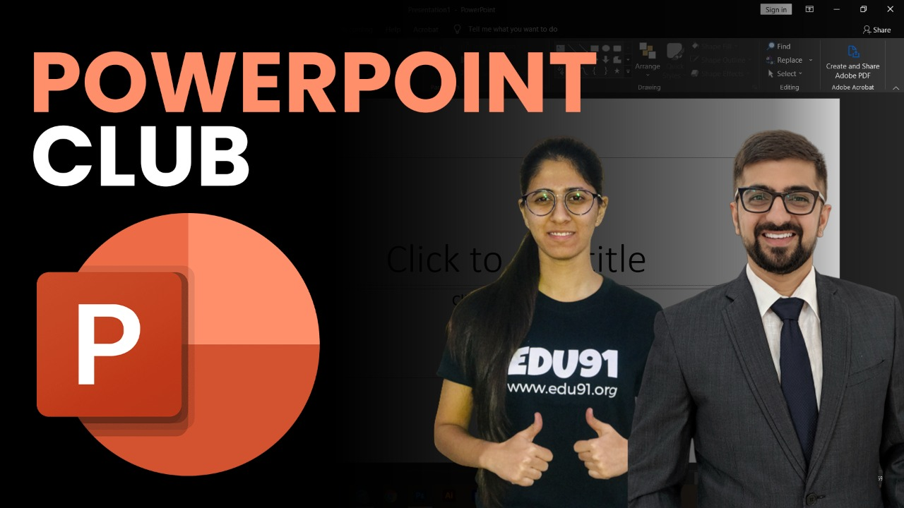 PowerPoint Club cover