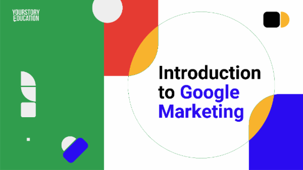 Google Marketing For Early-Stage Startups & Small Businesses cover