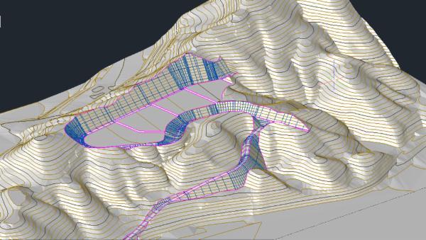 Creación de Terrazas y Vialidades con Autocad CIVIL 3D cover