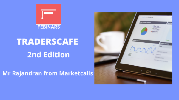 Traderscafe 2nd Edition cover