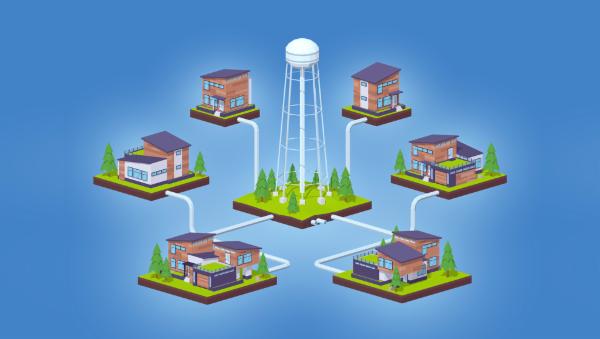 Diseño de Redes de Abastecimiento de Agua cover
