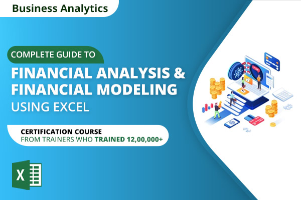 Financial Analysis and Financial Modeling using MS Excel cover
