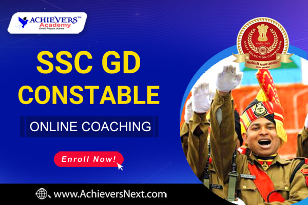 SSC GD Constable Online Classes cover