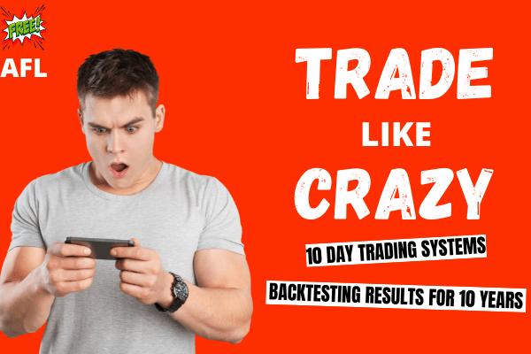 Trade Like Crazy cover