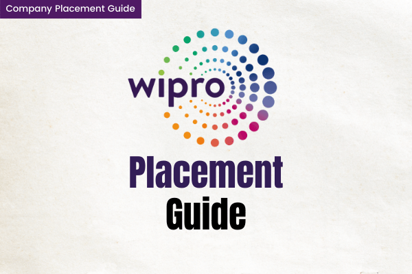 Wipro Placement Guide cover