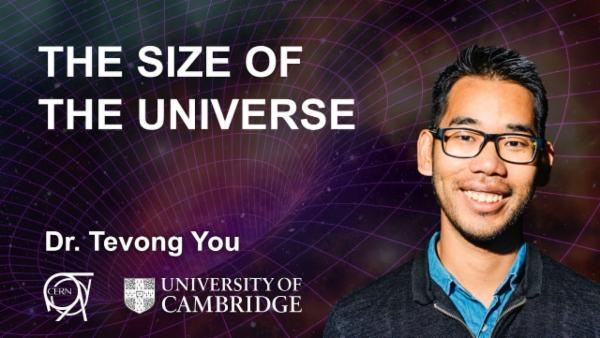 The Size of the Universe cover