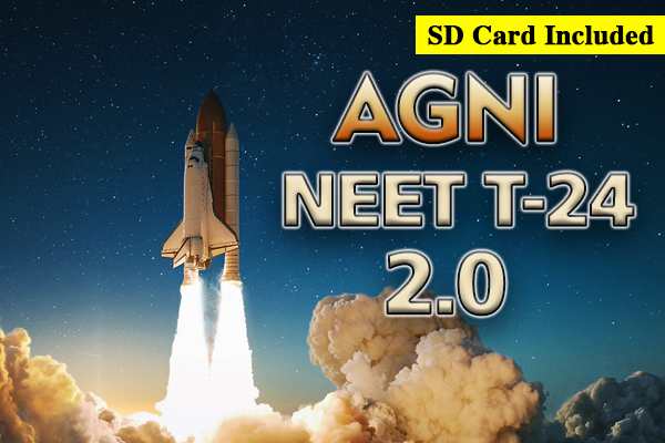 NEET T-24 AGNI 2.0 for Class 10 Integrated. cover