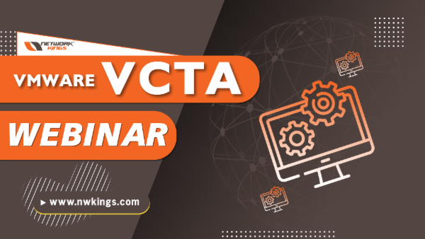 Live VMWARE VCTA [[ Register for Demo Class ] cover
