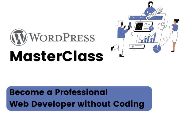 No Code Web Development MasterClass cover