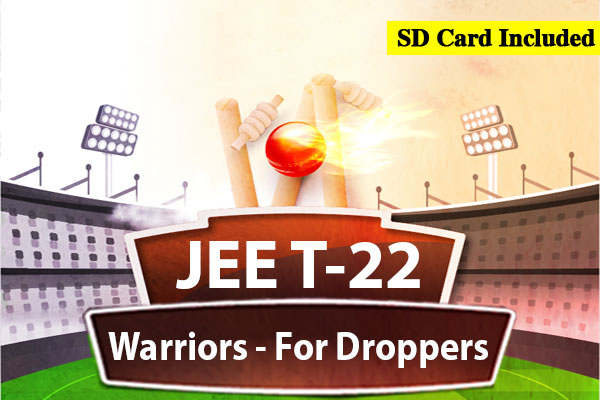 JEE Warrior Course - For Droppers (2022) cover