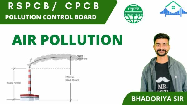AIR POLLUTION cover