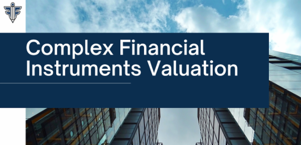 Complex Financial Instruments Valuation cover
