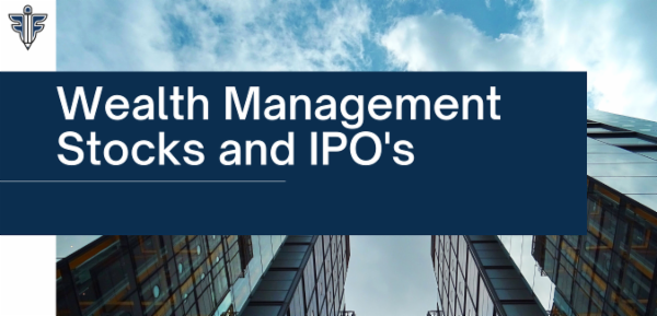 Wealth Management - Stocks and IPO's cover