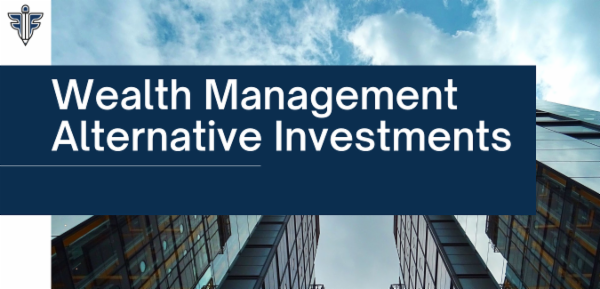 Wealth Management - Alternative Investments cover