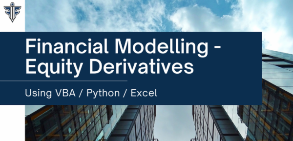 Financial Modelling - Equity Derivatives cover