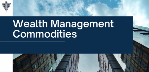 Wealth Management - Commodities cover