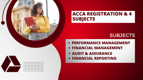 ACCA Skills Level with Registration - Google Drive Classes cover