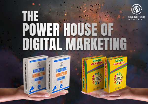 The Power House of Digital Marketing cover